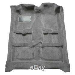For Chevy Classic 04-05 Carpet Essex Replacement Molded Dark Slate Complete