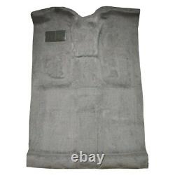 For GMC Sierra 1500 Classic 07 Carpet Essex Replacement Molded Dark Slate