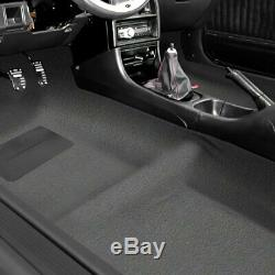 For GMC Sierra 3500 Classic 07 Carpet Essex Replacement Molded Dark Slate