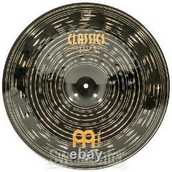 Meinl Cymbals Classics Custom Dark Effects Pack with Free 8 Bell