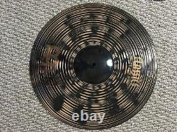 Meinl Cymbals Classics Custom Dark Expanded 9-piece Set, Excellent Condition